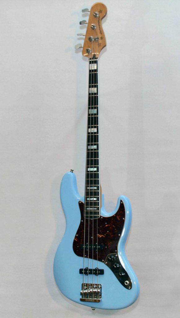 Starmanbass Jazz Bass